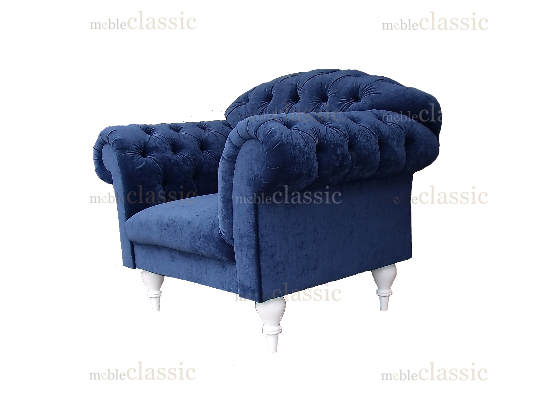 Chesterfield Aberdeen Glamor Plush Chair